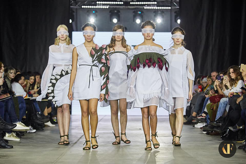News The Grand Prix At The Young Fashion Designers Competition Start Fashion 2019 Kharkiv